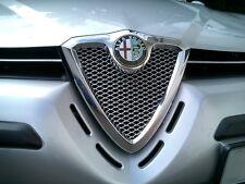 Renngitter für Alfa Romeo 156 Kühlergrill Grill Tuning Alu Sportgrill Gitter