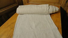 Homespun Linen Hemp/Flax Yardage 14 Yards x 18'' Plain #4716