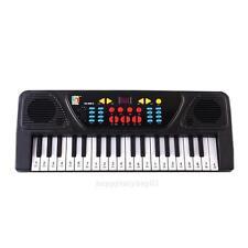 37 Keys Electronic Organ Piano Keyboard Kids Rhythm Musical Toy Gift w/ Mic New