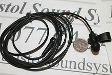Trantec MIC-TS2 Microphone assembly with 4 pin Lemo Plug Genuine TOA/Trantec