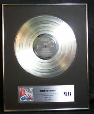 """Alabama """"Roll On"""" Platinum Record - RCA Records, May 1984"""