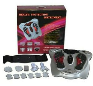Electric Foot Massager Machine Feet Massage Blood Circulation Device