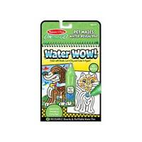 Melissa and Doug - On The Go - Water WOW! - Pet Mazes NEW