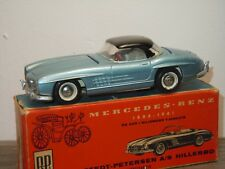 Mercedes 300SL Roadster (closed roof) - Tekno 925 Denmark in Box *36318