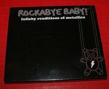 Rockabye Baby! Lullaby Renditions of Metallica by Rockabye Baby! (CD, Aug-2006,…