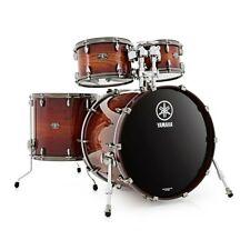 Yamaha Live Custom Drum Kit Shell Pack, Amber Shadow Sunburst
