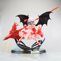 Anime Touhou Project Remilia Scarlet PVC Action Figure Model Toys New In Box