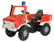 Rolly Toys Mercedes-benz Feuerwehr Unimog 036639