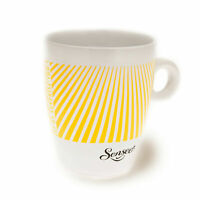 SENSEO Edition Tasse Let us surprise you Steingut Becher Kaffeetasse Gelb
