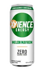 XYIENCE Energy Drink   Melon Mayhem   Sugar Free   Zero Calories   Natural    