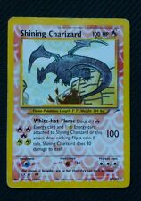 """""""DRAGON SCALE"""" Shining Charizard 107/105 - Altered Art - ONE OF A KIND - Pokemon"""