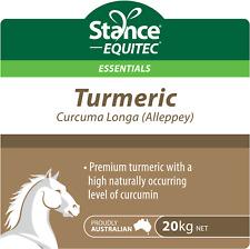 Equitec Essentials Turmeric Allepey (Curcuma longa) 20kg Animal/Equine bulk save