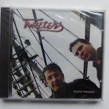 TWEETERS Mister manager  TWT 3002/1 AUTOPROD   CD ALBUM