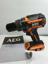 NEW! AEG 18v Brushless Drill - 2020 Model BSB18B2M