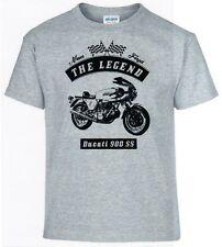 T-shirt, Ducati 900 SS, Bike, motocicleta, Oldtimer Youngtimer,