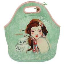 Neoprene Lunch Bag - Mademoiselle Snow, Willow