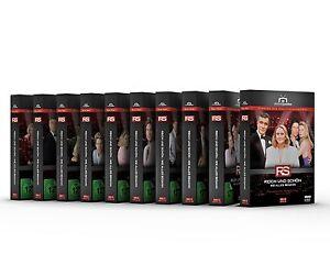Reich und Schön - Staffel-Box-Sets 1+2+3+4+5+6+7+8+9+10 - Komplett (50 DVDs)