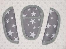 Maxi-Cosi Cabriofix/pebble/universal Chest/shoulder/Crotch Pads grey