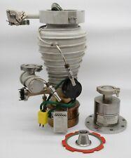 Edwards Diffstak 100 Diffusion Pump 110v B34631976 Manual Valve Nw40 Adapter