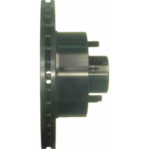 Disc Brake Rotor and Hub Assembly Front Wagner BD60463