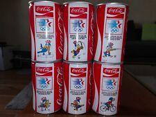 Lattine coca cola - Los Angeles '84