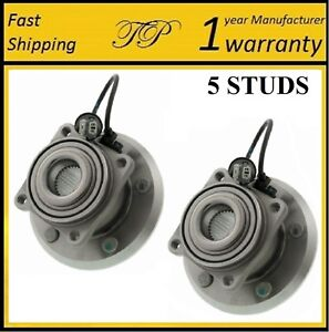 REAR Wheel Hub Bearing Assembly For 2007-2009 CHEVROLET EQUINOX (PAIR)