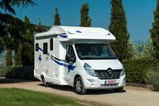 Wohnmobil Ahorn Camp T 590 Euro 6b Neufahrzeug auf Renault Master Modell 2018
