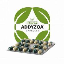 Ayurveda Charak Herbal Addyzoa 20 Capsule Free Shipping