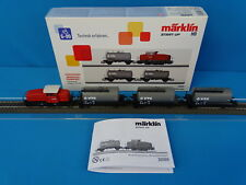 "Marklin 26569 Train Set ""Petroleum Oil Transport"" DIGITAL"