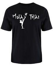 Muay Thai T Shirt S-XXXL Navidad Cumpleaños Regalo Cuerpo Artes Marciales