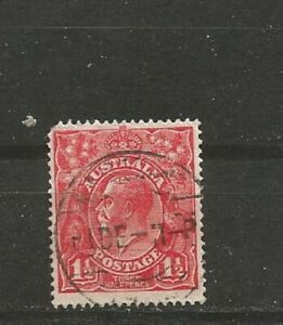 Australien King Georg V Old Stamps Briefmarken Sellos