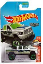 2017 Hot Wheels HW Hot Trucks Dodge Ram 1500 ZAMAC #9