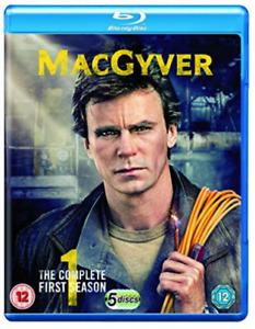 Macgyver: Series 1 Set BLU-RAY NEUF