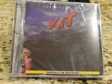 Earthshaker by Y&T CD REMASTERED NEW SEALED