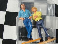 Dinky Toys Metal Vintage Starsky & Hutch figuras 1:32 Nuevo Viejo Stock Sin Caja