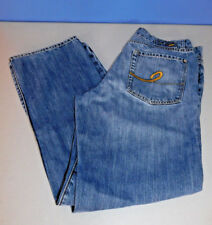 SEVEN 7 WOMEN'S BLUE JEANS SIZE 34, INSEAM MEASURES APPROXIMATELY 31 INCHES