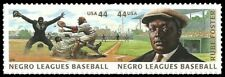 US #4465/4466a Pair 88c(2x44c)Negro Leagues Bball, 2010,MNH, (PCB-1)