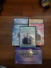Quantum Leap Ultimate Collection Complete Series 27-Dvd Box Set Non-Usa Pal