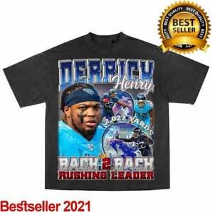 Vintage Derrick Henry Tennessee Titans NFL T Shirt Funny Vintage Gift For Men