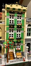 LEGO CUSTOM MODULAR BUILDING TOWN HOUSE fits with 10218 10246 10251 MOC 520