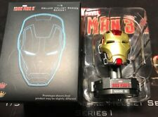King Arts Iron Man 3 TH Scale Deluxe Helmet Series 1 1/5 Mark XI
