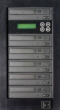 MediaStor #a22 Karaoke 1-5, 1 to 5 Target CD+G & DVD Duplicator, Replication