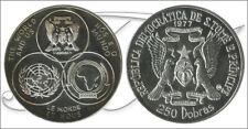 Santo Tome y Principe - Monedas Conmemorativas- Año: 1977 - numero KM00050 - FDC