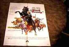 BLACK BEAUTY ORIG MOVIE POSTER 1971 STALLION HORSE