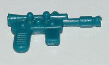 VINTAGE STAR WARS REPRODUCTION REPLICA WEAPONS 77-84 HAN SOLO GUN BLUE