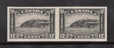 Canada #174a XF Mint Imperforate Pair