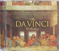 The Da Vinci Collection Music Of The Renaissance LIKE NEW 17 Track CD 2006 EMI