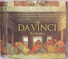 The Da Vinci Collection Music Of The Renaissance LIKE NEW 17 Track CD 2006 EMI