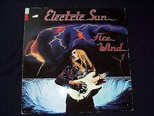 ELECTRIC SUN~ULI ROTH: FIRE WIND~1981~GERMAN EDITION~GOOD COPY