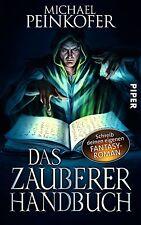 Michael Peinkofer - Das Zauberer-Handbuch - Großformat - UNGELESEN